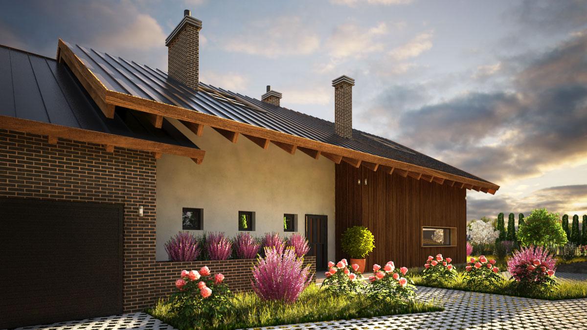 projektowanie domów pasywnych