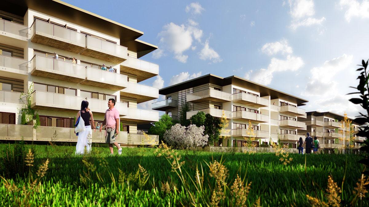 Forma studio edifici residenziali for Progettazione di edifici residenziali